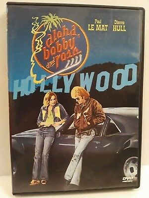 ALOHA BOBBY AND ROSE DVD Paul Le Mat Dianne Hull