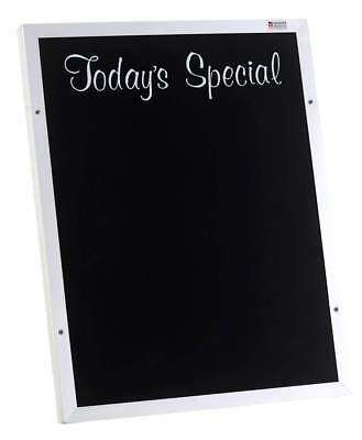 """""""Today's Special"""" on Double Sided Black Chalkboard w A [ID 26229]"""