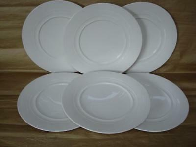 Villeroy And Boch Farmhouse Touch Dinner Plates X 6  - Unused - Excellent