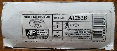 AIP AI282B Heat Detector 194° F and Rate of Rise FREE SHIPPING