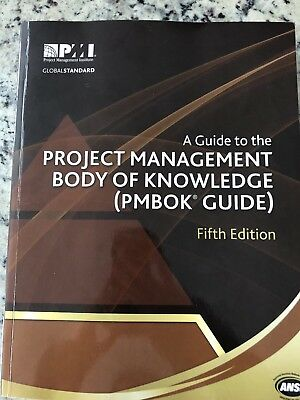 A Guide to the Project Management Body of Knowledge (PMBOK GUIDE) 5th Edition