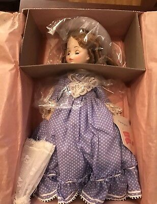 """MADAME ALEXANDER #1576 """"SARGENT"""" DOLL MINT  in ORIGINAL BOX with TAG"""