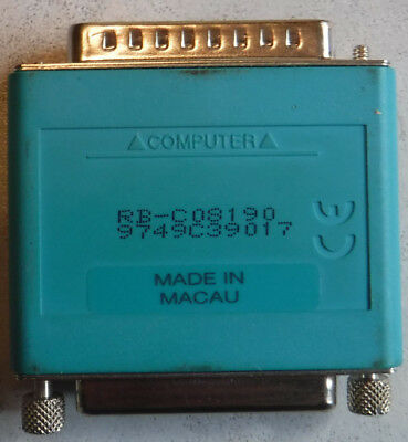 Intellution FIX Programming Dongle or Key RB-C08190
