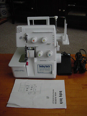 Baby Lock Blse300 Qts Special Edition Serger