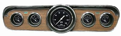 1965-1966 Ford Mustang Direct Fit Gauge Hot Rod MU65HR00
