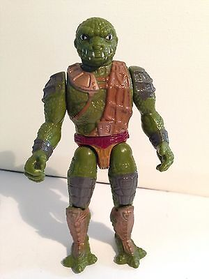 Masters of the Universe He Man New Advenures Lizorr