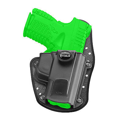 Fobus IWB - Inside The Waistband Concealed Holster for Springfield XDS - XDSC