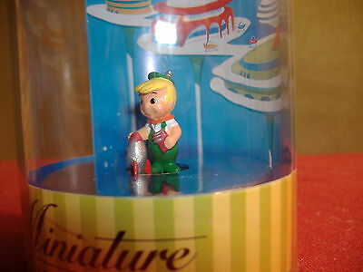 RARE 1999 WB Warner Bros.Jetsons Miniature Classic Collection FIGURE -Elroy