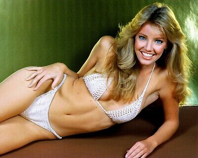 Actress Heather Locklear Pin Up - 8X10 Publicity Photo (Op-377)