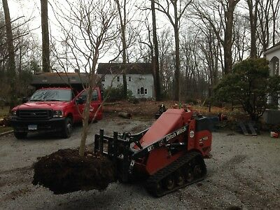 Ditch Witch sk755 mini skid steer - 770 hours, clean tight machine