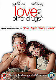 Love And Other Drugs 2010 DVD + digital copy Anne Hathaway Jake Gyllenhaal