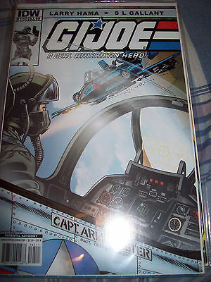 G.I. JOE A Real American Hero # 165 cover A IDW