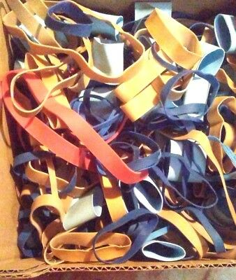 20 Extra Large Rubber Bands For Commercial Or Home,,office Use.''free Shipping''