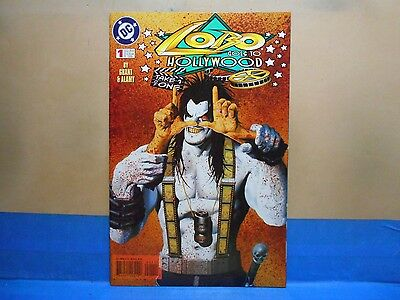 LOBO GOES TO HOLLYWOOD 1-Shot 1996 DC Comics Uncertified