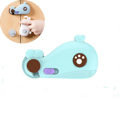 Lock Whale Shaped For Baby Kid Toddler Baby Fridge Drawer Safety Lock