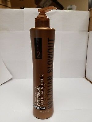 Brazilian Blowout Original Professional Solution 12 oz Step 2 NEW