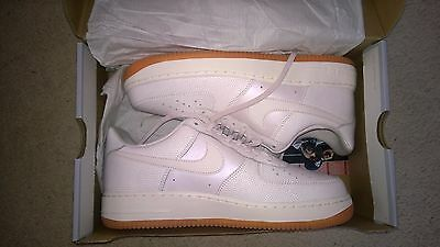 NIKE Air Force 1 Mid '07 Seasonal Phantom Trainers Basketball Shoes Sneakers 7.5