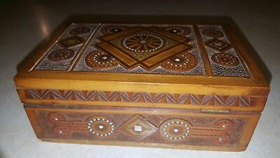 Vintage Antique decorative box