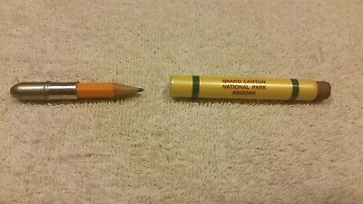 "Vintage ""Grand Canyon National Park Arizona"" Bullet Pencil"