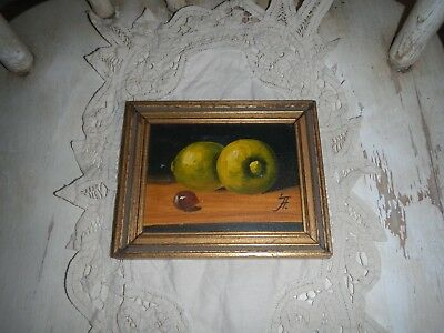 Vintage wood picture frame Made in Spain