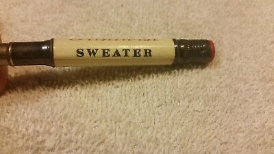 "Vintage ""Rugby Flintwist Sweater""  Bullet Pencil"