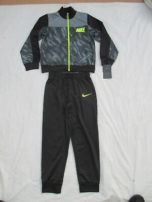 Nike Boys Tracksuit 2 Piece Set 86C624 Size 4 & up Choose Color and Size New