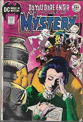 The House Of Mystery #194 (Gd) Bronze Age Dc Horror