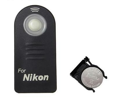 Wireless Infrared Remote Control ML-L3 for Nikon D7200 D7100 D7000 D5100 D3200
