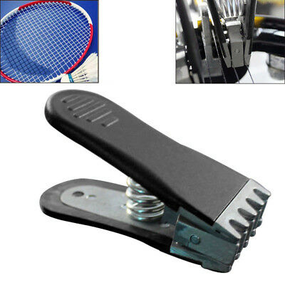 Pro Universal Tennis Squash Badminton Five Prong Stringing Machine Clamp Tool