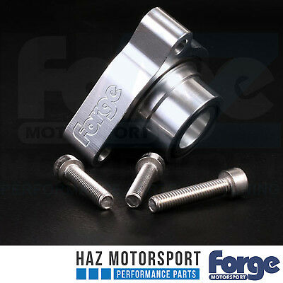 Forge Motorsport Blow Off Dump Valve Spacer Adaptor Dacia Duster 1.2 TCE 2013-