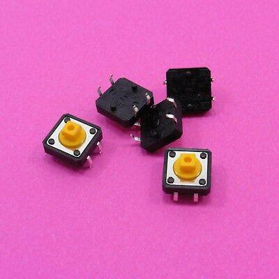 Tactile Switch PCB B3F-4055 OMRON Square Push Button 4pin 12x12x7.3mm