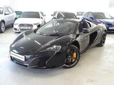 2014 MCLAREN 650S 3.8 V8 Spider SSG ***UNBELIEVABLE DRIVE + LOW MILEAGE***