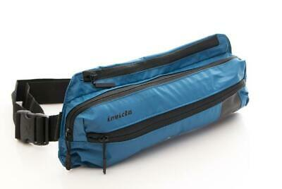 MARSUPIO Invicta flat waist bag i time            Blue T10604.60080