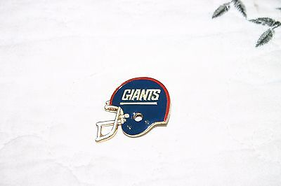 1985 New York Giants NFL HELMET COLLECTOR PIN LIMITED EDITION RARE