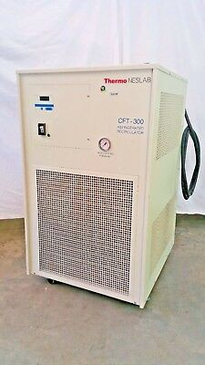 Nice! Neslab CFT 300 Refrigerated Recirculating Chiller, Warranty!