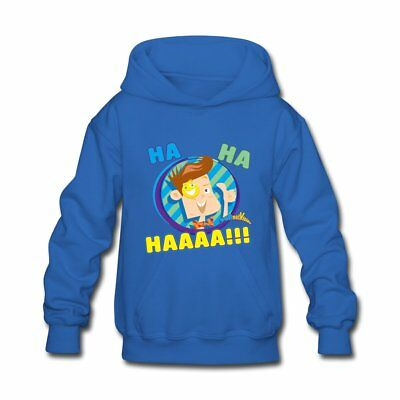 FUNnel Vision Ha Ha Haaaa Kids' Hoodie by Spreadshirt™