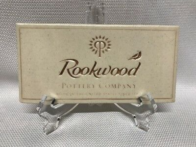 Rookwood Pottery Tile Header Plaque