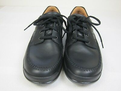 476037dffe62 ECCO MEN S HOWELL Lace-Up Shoes Euro 44 Us 10-10.5 Black-Unused-Free ...