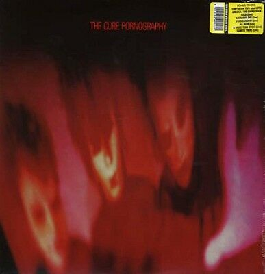 THE CURE Pornography - 2LP / Vinyl - Deluxe Edition - Remastered - 180g