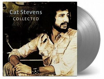 CAT STEVENS Collected - 2LP / Silver Vinyl - MOV 2017 - Limited