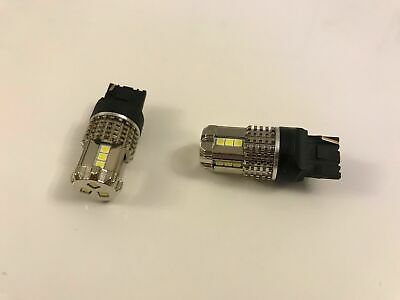 2018 Led Upgrade 45W T20 7440 W21W 582 White Reverse Brake Fog Canbus*** Bulbs
