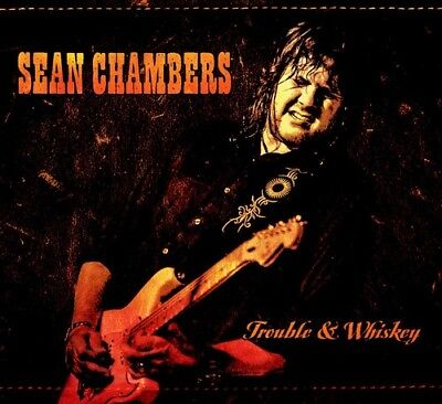 Sean Chambers - Trouble & Whiskey (CD Used Like New)