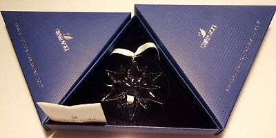 Swarovski Christmas 2017 Annual Large Snowflake Ornament 5257589 ~ New In Box
