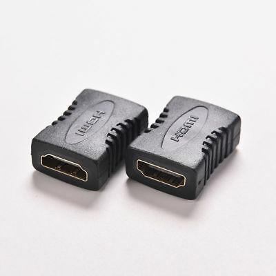 HDMI Female to Female Coupler Extender Adapter Connector F/F HDTV HDCP 1080P Lot