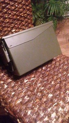 Ammo Can US Army Military  50 Cal Ammunition Metal Storage 5.56MM Stash box