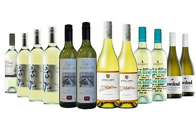 Winter Special White Wine Mixed - 12 Pack Free Shipping 5-Star Winery