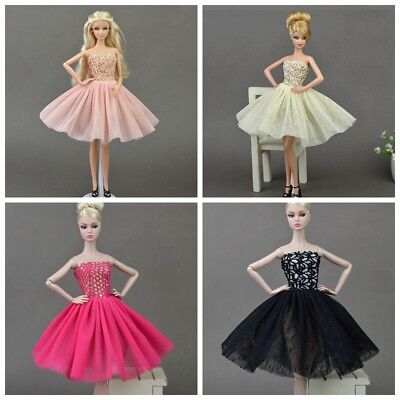 """Doll Accessories Fashion Dress For 11.5"""" Doll Costume Dresses Doll Clothes Toy"""