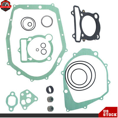 TopendGaskets brand Stator Cover Gasket Replacement for YAMAHA WARRIOR 350 87-04 STATOR GASKET RAPTOR 350 04-13