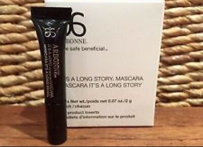 """Arbonne Mascara """"It's a Long Story"""" - Trial/Travel Size 2g"""