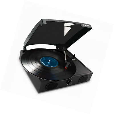 VIBE SOUND VS-2002-SPK USB Turntable with Built-In Speakers